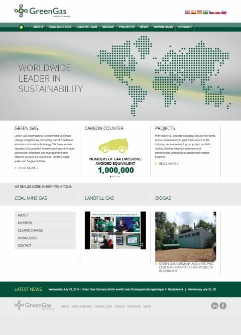 Home :: Green Gas International