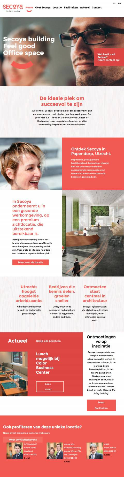 Home - Secoya the living building