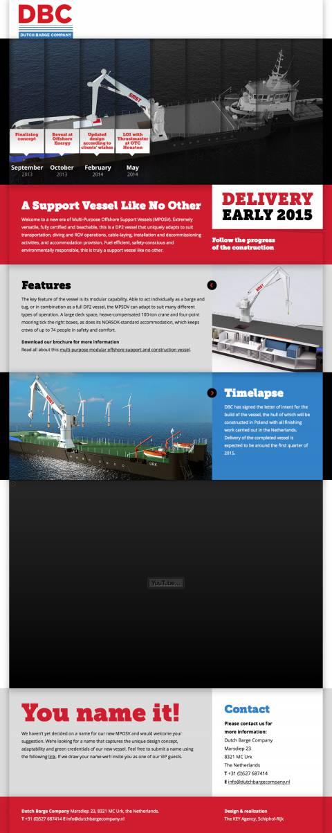 Dutch Barge Company